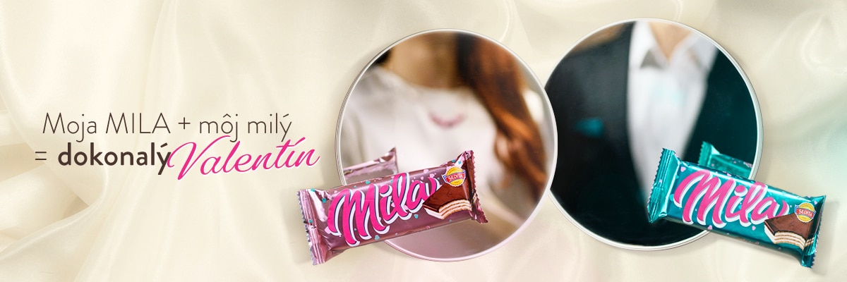 Moja MILA+môj milý, dokonalý Valentín ❤