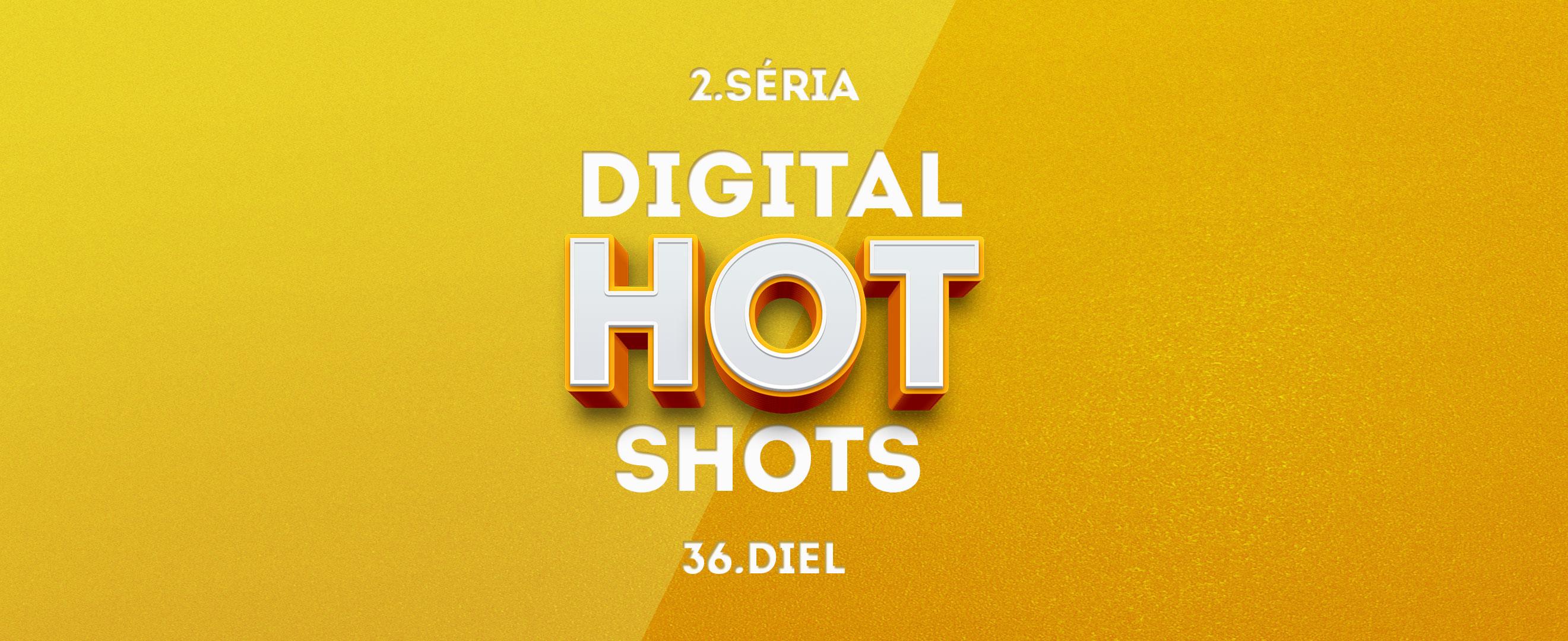 Rozšírená realita na IG, Digitálna agentúra roka 2019 a ďalšie novinky   Digital Hot Shots 2 #36